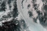 Western Rim Region of Korolev Crater