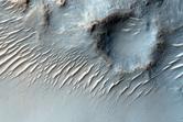 Tyrrhena Terra Region