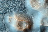 Mystery Mounds in Southern Acidalia Planitia