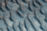 Transverse Dunes in the Northern Lowlands