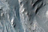 Geologic Contacts in Juventae Chasma