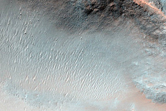 Tyrrhena Terra Possible Hydrated Minerals