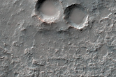 Wrinkle Ridge in Solis Planum