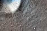 Very Recent Small Crater
