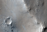 Cratered Plains in Arabia Terra