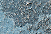Possible Salt Deposits Detected by THEMIS West of Meridiani Region