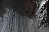 Northeast Candor Chasma