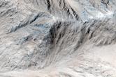 Olympus Mons Basal Scarp