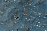 Candidate Landing Site Near Potential Chloride Deposits