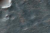 Mars 6 Landing Region in or Near Samara Valles