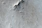 Rocky Terrain in East Arabia Region