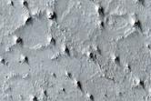 Cratered Cones on Zephyria Planum