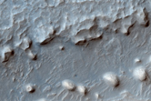 Crater Floor and Central Mound in Gale Crater (MSL)