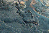 Look for Change Caused By Mass Wasting Since 2007