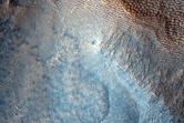 Layering in Crater Walls and Gullies with Bright Deposits