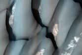 Sample North Polar Gypsum Dunes