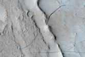 Crater Floor Features