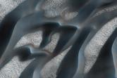 Gypsum-Rich Dunes in Olympia Undae