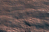 Channel in Chasma Boreale