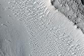 Semicircular Feature in Arabia Terra