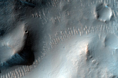Sample of Northeastern Edge of Icaria Planum