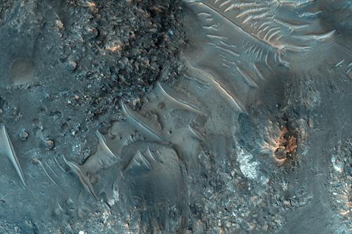 Espace - Mars - HiRiSe