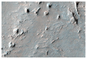 Possible MSL Rover Landing Site Eberswalde Crater