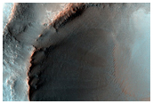 Crater Stratigraphy of Pyroxene-Rich Lavas in Syrtis Major
