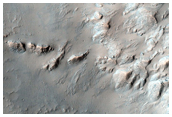 Fresh Unnamed Crater in Northern Hesperia Planum