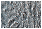 Tributaries to Reull Vallis