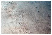 Erosional Features and Knob in Argyre Planitia