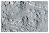 East Olympus Mons Basal Scarp