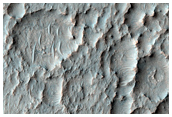 Potential Clays Near Chlorides in Sirenum Fossae