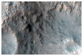 Dejnev Crater Floor Deposit