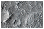 Cones in Gusev Crater