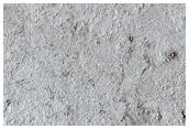 Lava Flows in Elysium Planitia