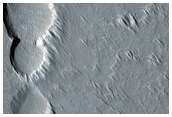 Pit Crater Chain South of Arsia Mons