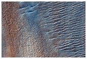 Streamlined Features in Argyre Planitia