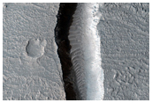 Enigmatic Uplift on the Floor of Echus Chasma