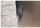 Intra-Block Faulting in Olympus Mons Aureole