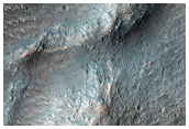 Wrinkle Ridge in Hesperia Planum