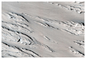 Interior Layered Deposit Outcrop in Candor Chasma
