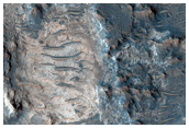 Light-Toned Outcrops