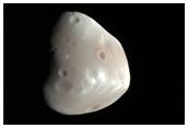 Deimos, Moon of Mars