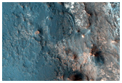 Clay Diversity on Mawrth Vallis Flank