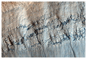 Multi-Temporal Analysis of Previously Identified Gullies