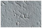Terrain Near Ascraeus Mons