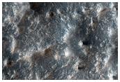 Possible Pyroxene-Rich Terrain