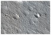 Nilosyrtis Region Dichotomy Boundary Scarp or Crater