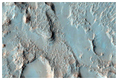 Channel Scour and Deposition on Opposite Sides of Uzboi Vallis